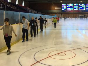 Curs Curling 3 de setembre