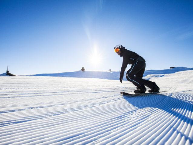 Snowboard grandvalira
