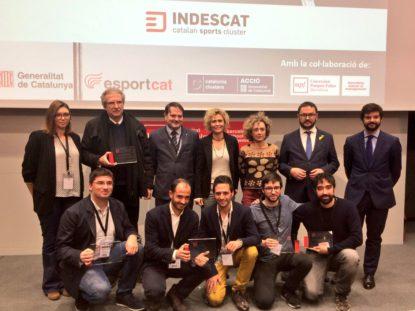 Premis INDESCAT 5ª edició