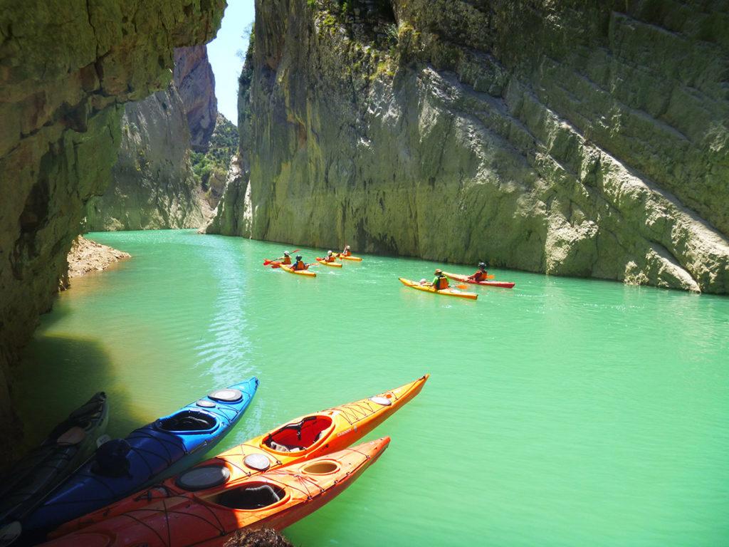 kayaks mont-rebei