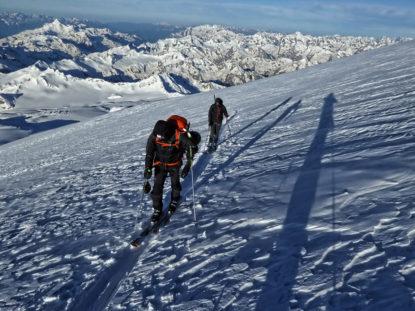 Mont Elbrus amb esquí de muntanya amb Xavi Llongueras