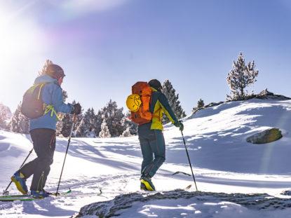esquí de muntanya Refugi de l'Illa (Grandvalira)