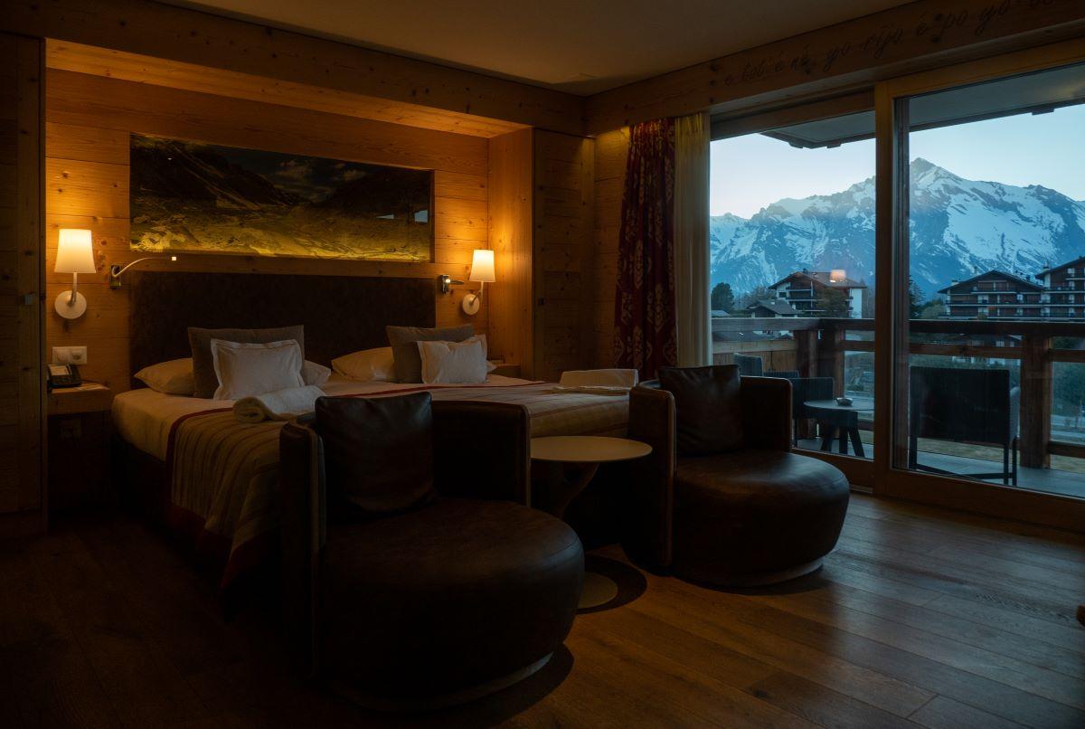 Hotel Nendaz 4 Vallée & Spa