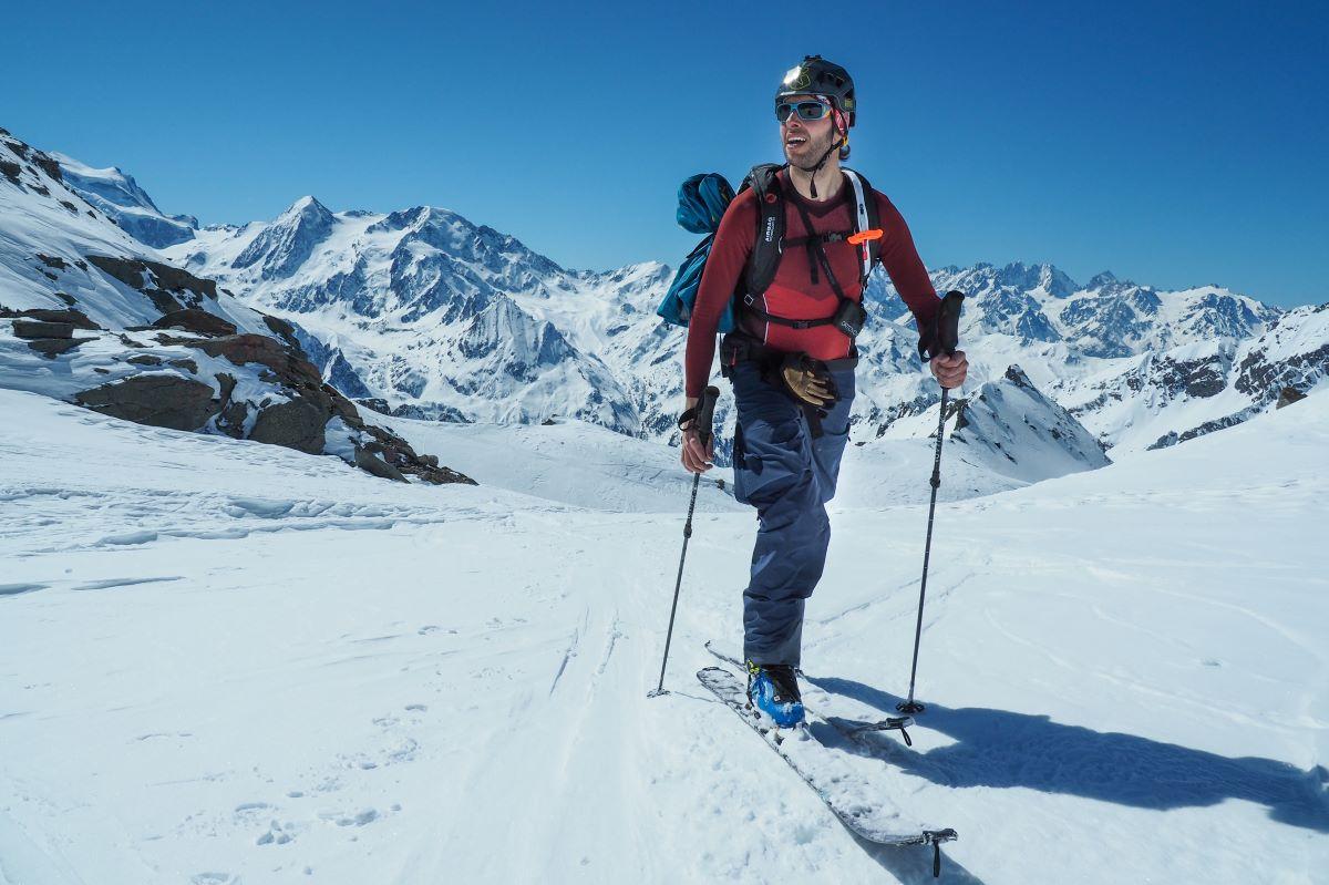L'esquí de muntanya ens permet descobrir indrets amb les millors condicions de neu i poc accessibles
