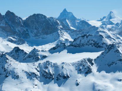 Panoràmica des del Mont-Fort (3.300m)