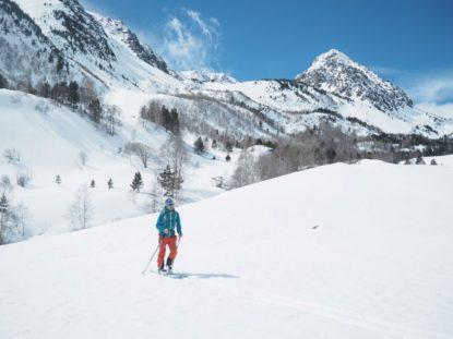 esquí de muntanya, curs amb Guide Val d'aran