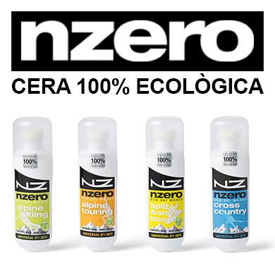 NZero ceres 100% ecològiques