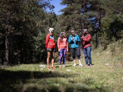 Dones de muntanya, quatre relats de la foscor